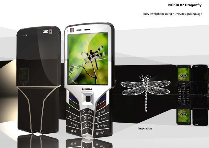 Nokia N82 Dragonfly