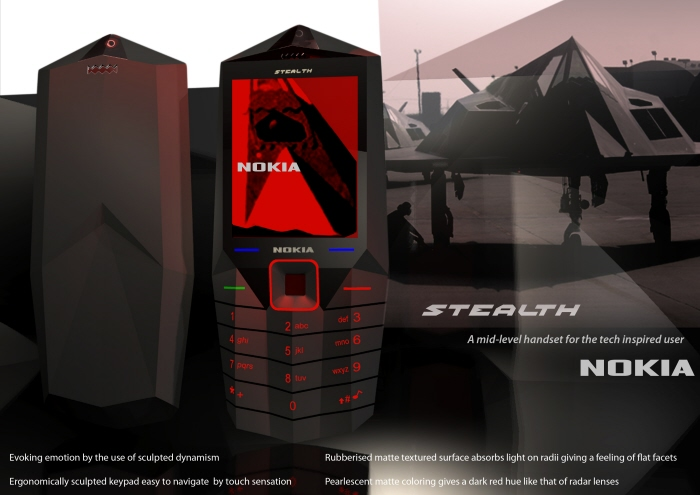 Nokia Stealth