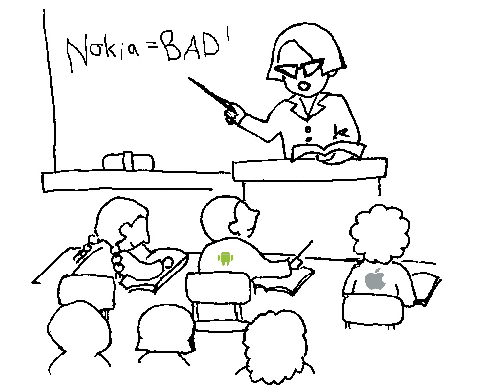 """Hating Nokia 101"" Class – Lesson 1"