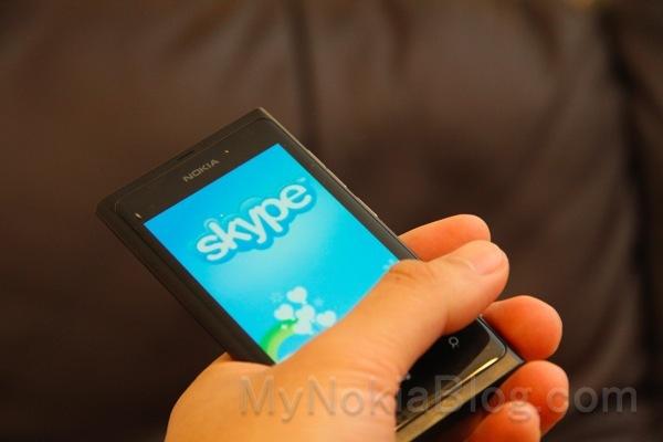 skype lumia windows phone