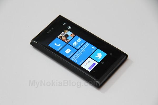 Airflow Nokia Lumia 800