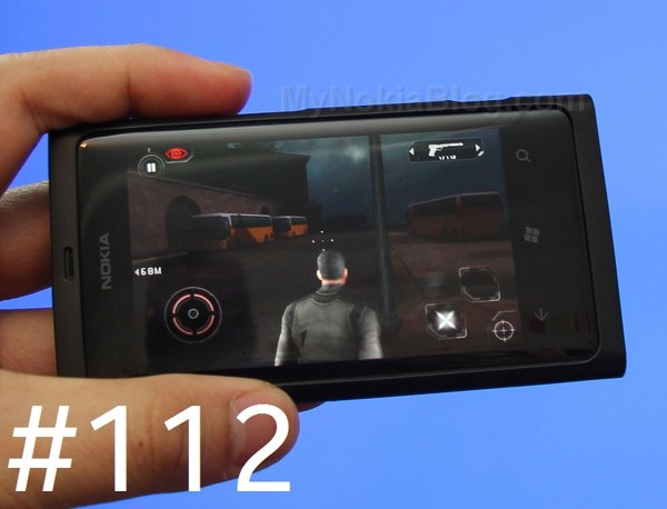 Splinter Cell Nokia Lumia