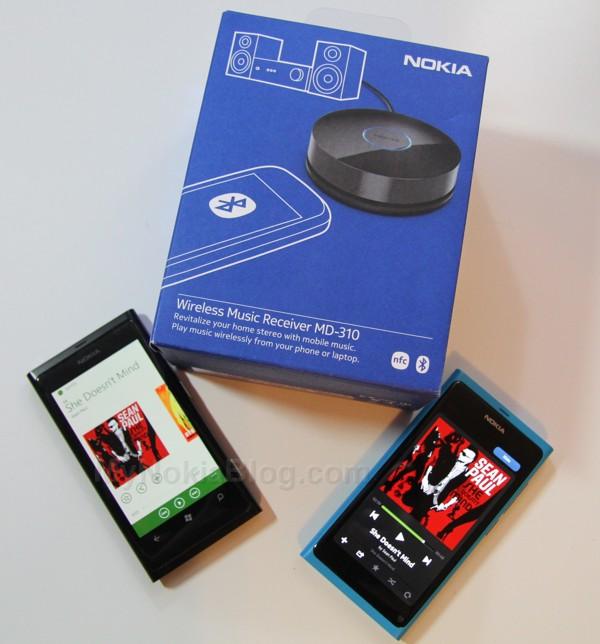 Nokia MD-310 NFC
