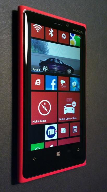 Nokia Lumia 920 – recht