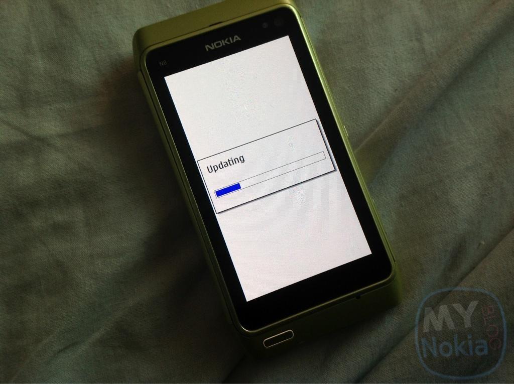 N8 Update