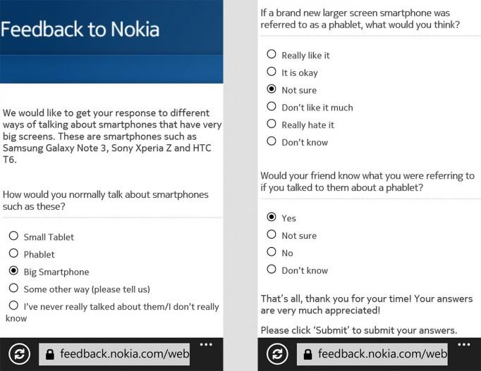 Nokia-Survey-Phablet