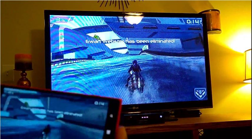 Wireless Display Demo
