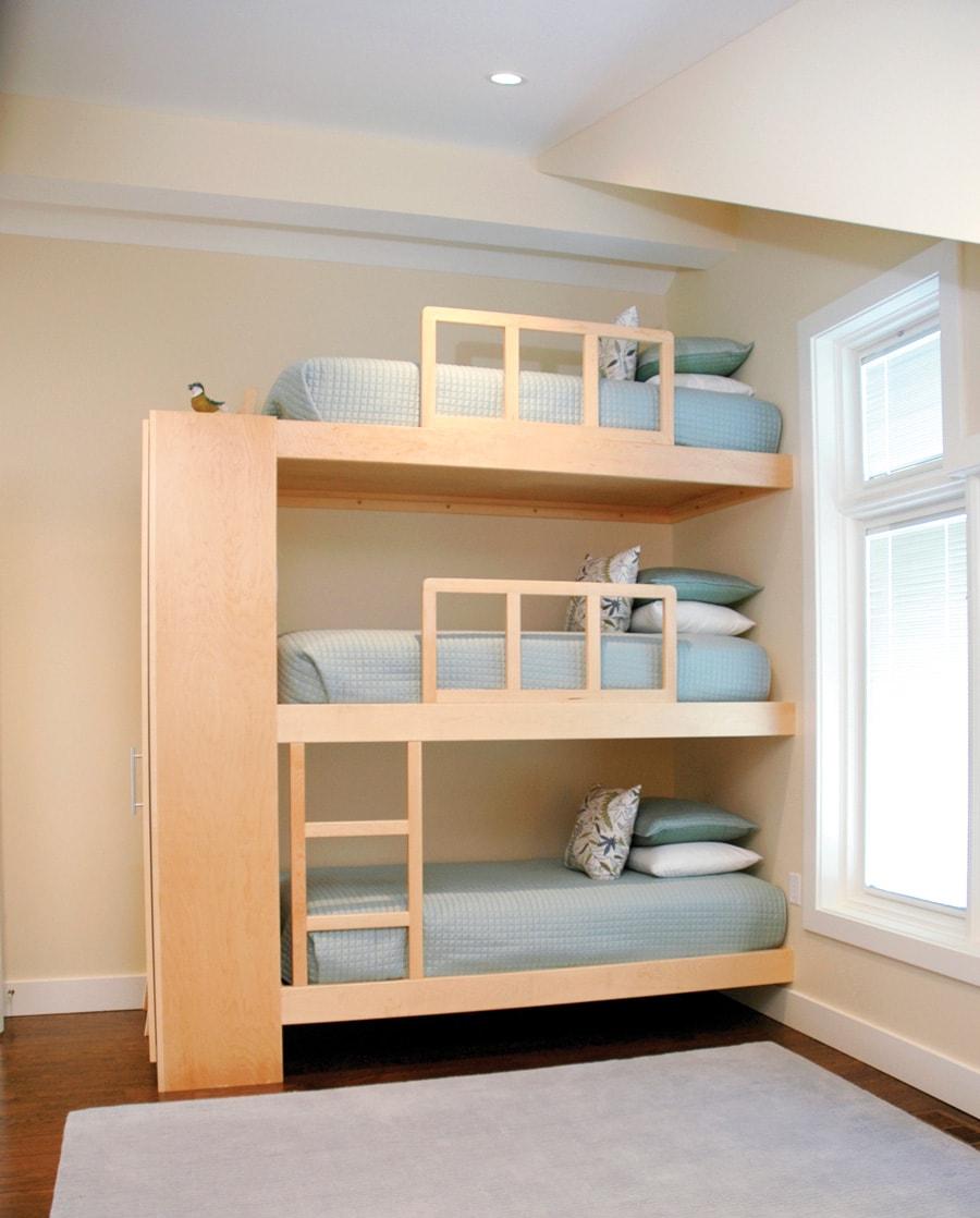 5 Custom Bunk Beds By Northern Michigan Designers Mynorth Com