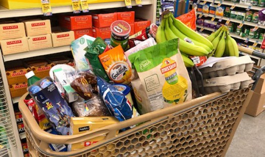 Gov. Inslee: It's my hope people shop at a normal pace