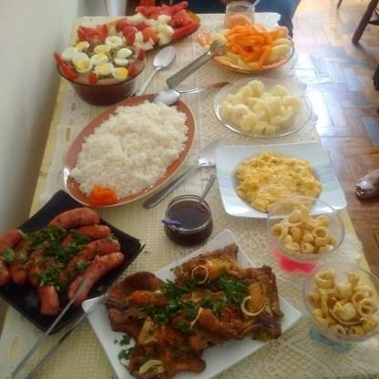 Lunch at Fernandas