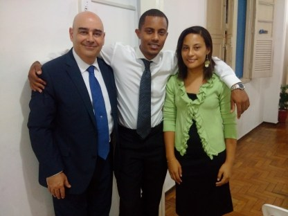 Man,Milito and Milene