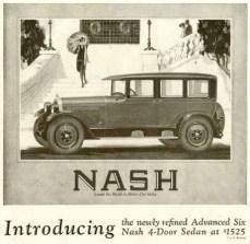 1926 Nash Ajax