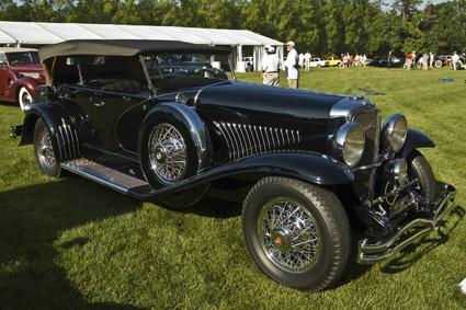 1929-37 Duesenberg J La Grande Dual Cowl Phaeton