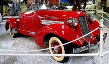 1929 Auburn 8-90 Boattail Speedster U form b
