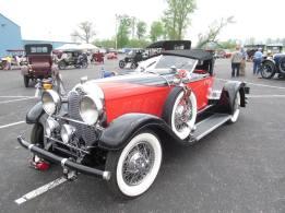 1929 Auburn Boat-Tail Speedster
