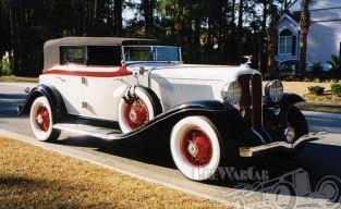 1932 Auburn 8-100 Phaeton