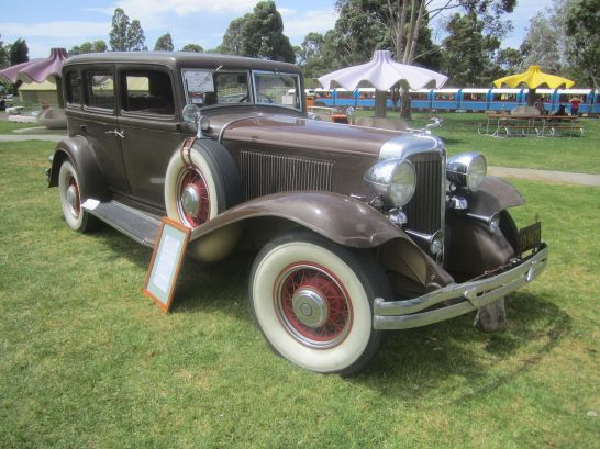 1932 Chrysler Imperial CH Sedan