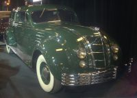 1934 Chrysler Airflow Imperial CX-7