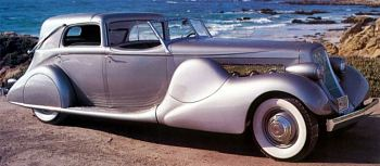 1935 Duesenberg sj town car