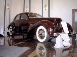 1936 Cord 810 Auburn Museum