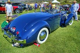 1937 Cord 812 S C Cabriolet a