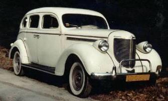 1938 Chrysler C18