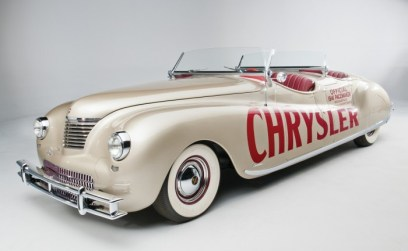 1941 Chrysler Newport Indy