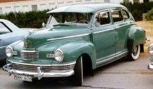 1946 Nash 4-Door Sedan