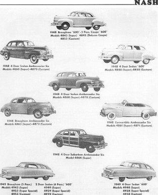 1948-49 Nash