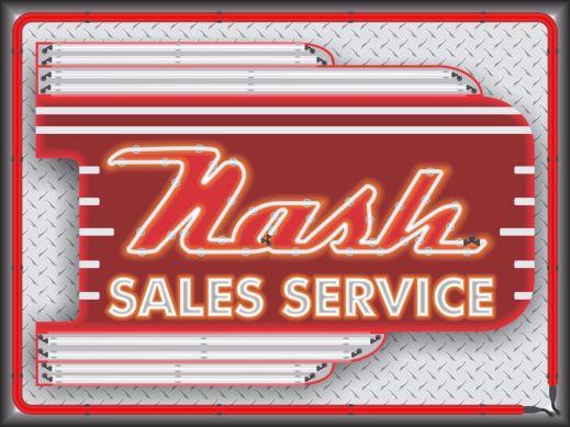 1948 Nash Salesservice