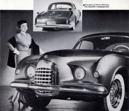 1951 Chrysler k310c