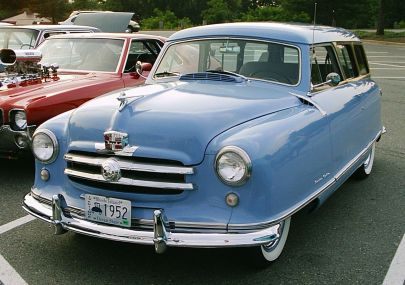 1952 Nash Rambler Series 5110 Station Wagon Custom