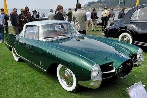 1956 Nash Rambler Pininfarina z