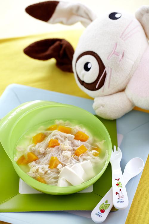 chicken & tofu mee