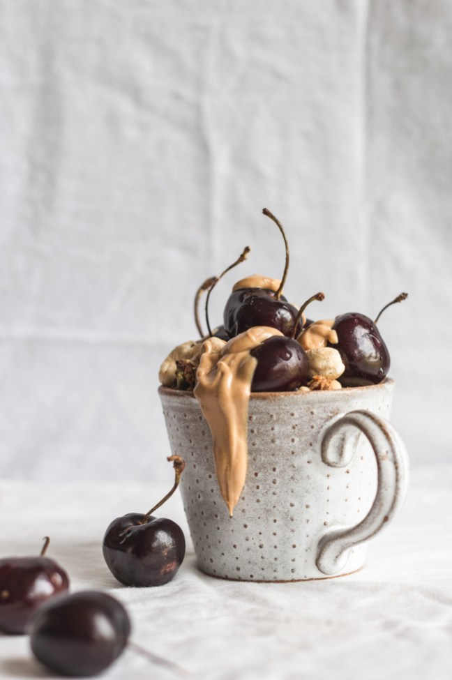 Food photography & styling by Marialena Nikopoulou for The Nutlers