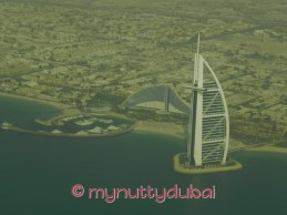 Burj al Arab - Seawings flight