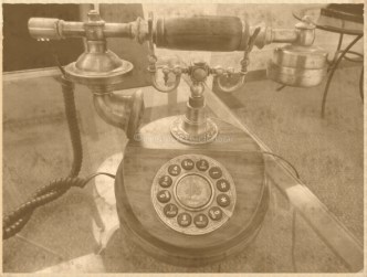 Very old phone