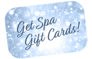 get spa gift cards calgary