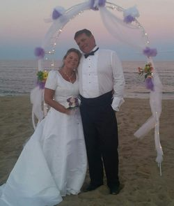 Outer-Banks-Wedding-Minister-Cathy-Wes