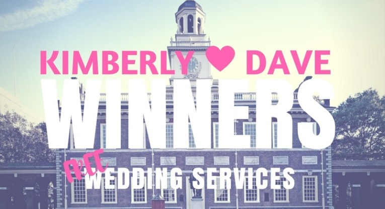 Barbara Mulford Kimberly and Dave Receive free Outer Banks Wedding Officiant Service