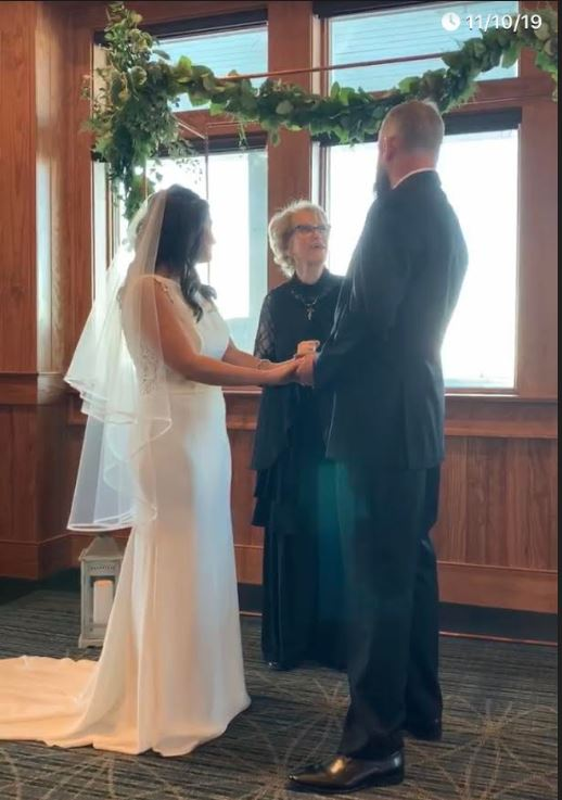 Outer Banks Wedding with Barbara Mulford