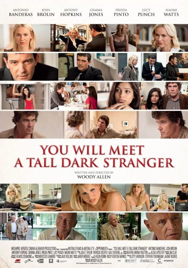 You Will Meet a Tall Dark Stranger 3