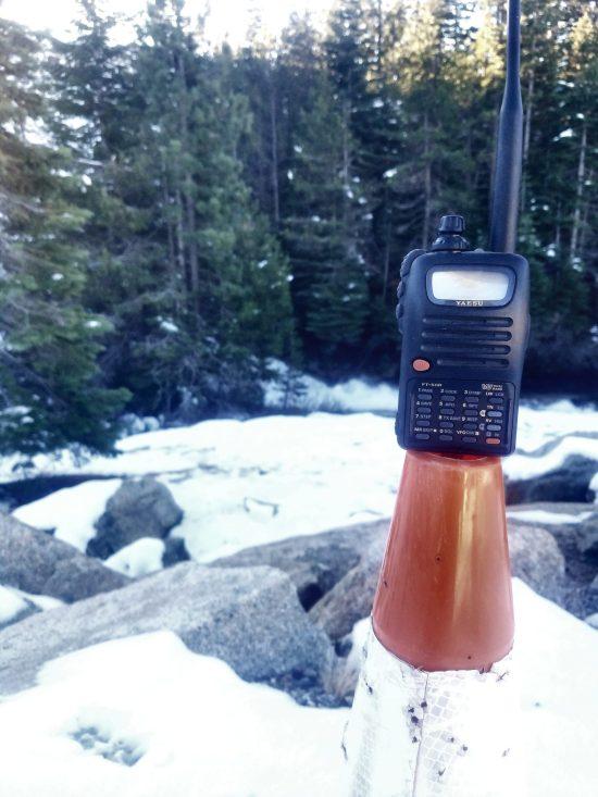 Ham Radio, UHF, VHF, Cell Phones, and Emergency Dispatch