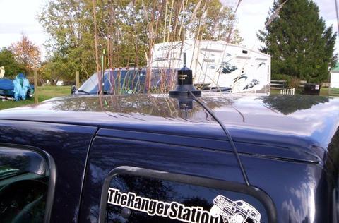 Ham Radio Off Road Antenna Installations • My Off Road Radio