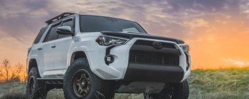 4Runner vs Jeep Wrangler vs Jeep Cherokee