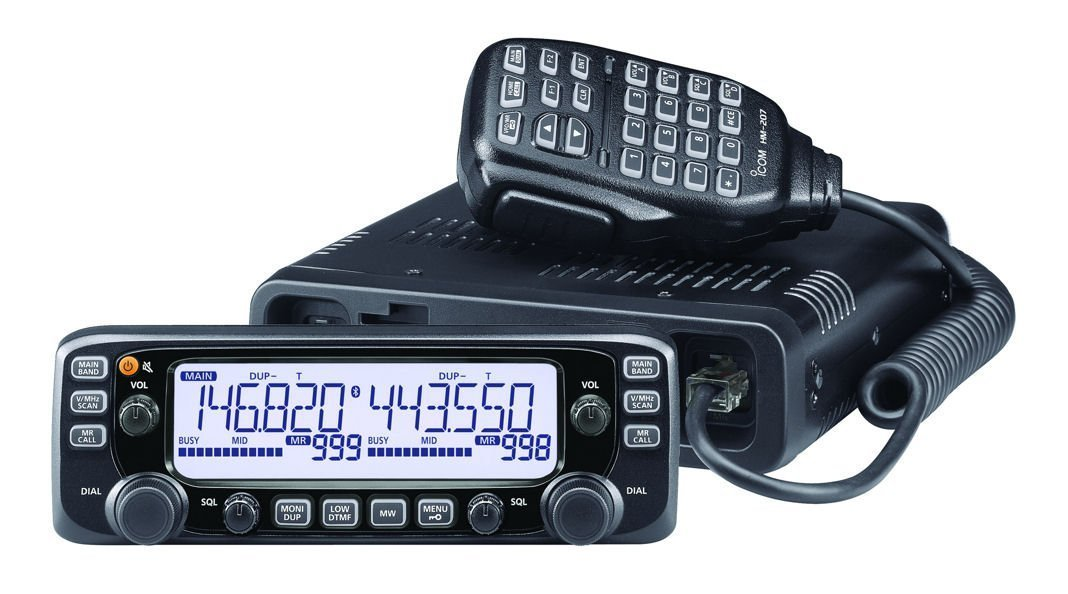 Icom IC-2730A Review For The Ham Radio Off Roader • My Off Road Radio