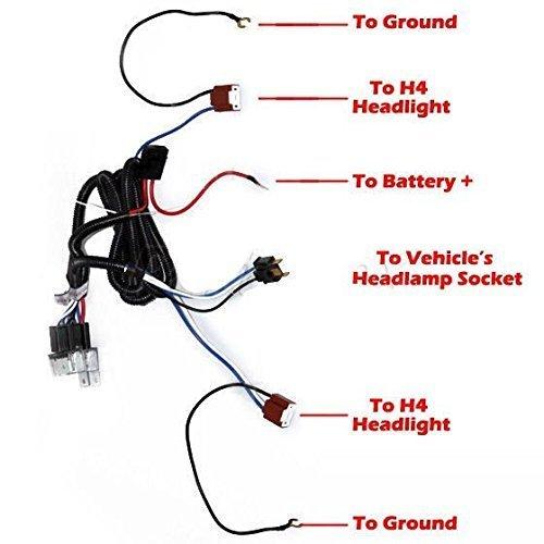 H4 Plug Wiring Ground | Wiring Diagram H Pigtail Wiring Diagram on
