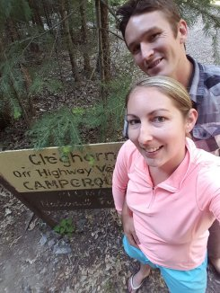 cleghorn bar 4x4 trail campground