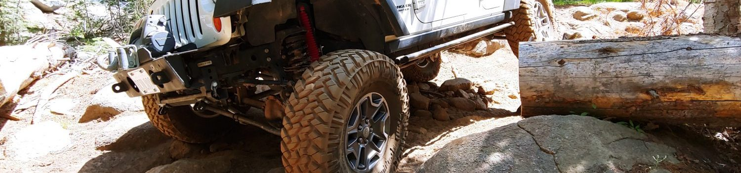 Deer Valley 4×4 Jeep Trail Review