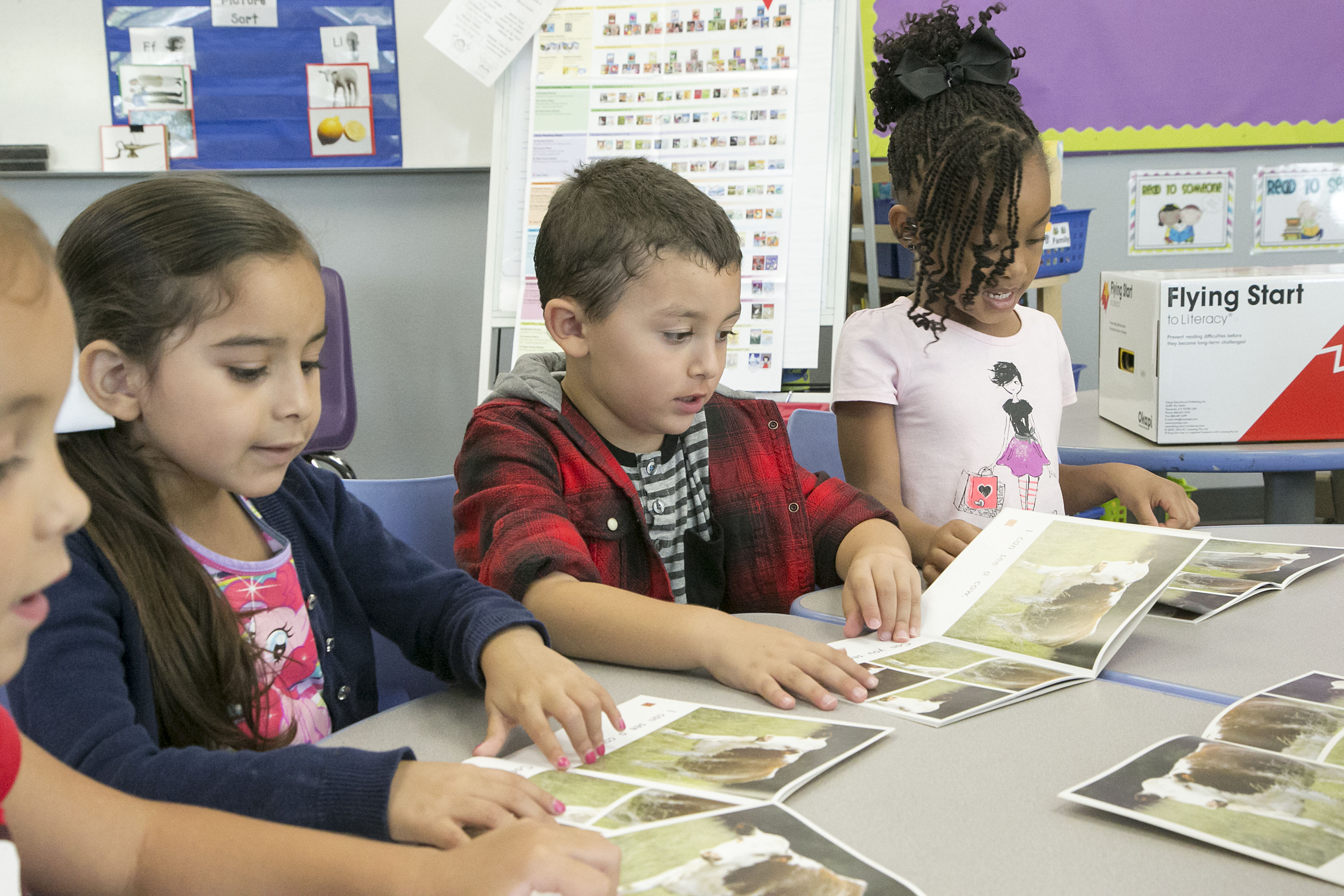 Shared Reading And Guided Reading Learning In Context